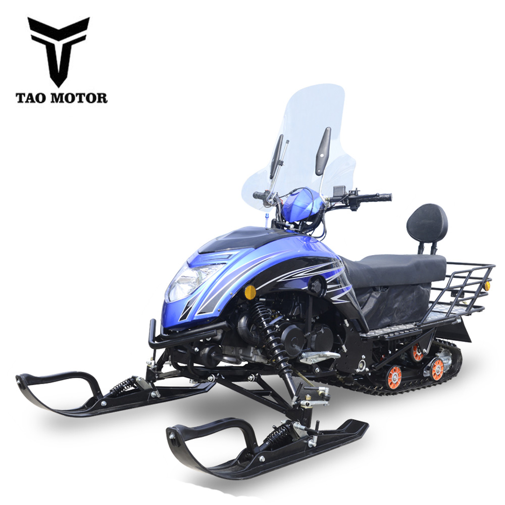 ECE CE EPA 150cc Automatic Manual and Electric Start Chain Drive Chinese Snowmobile TTXD150-C