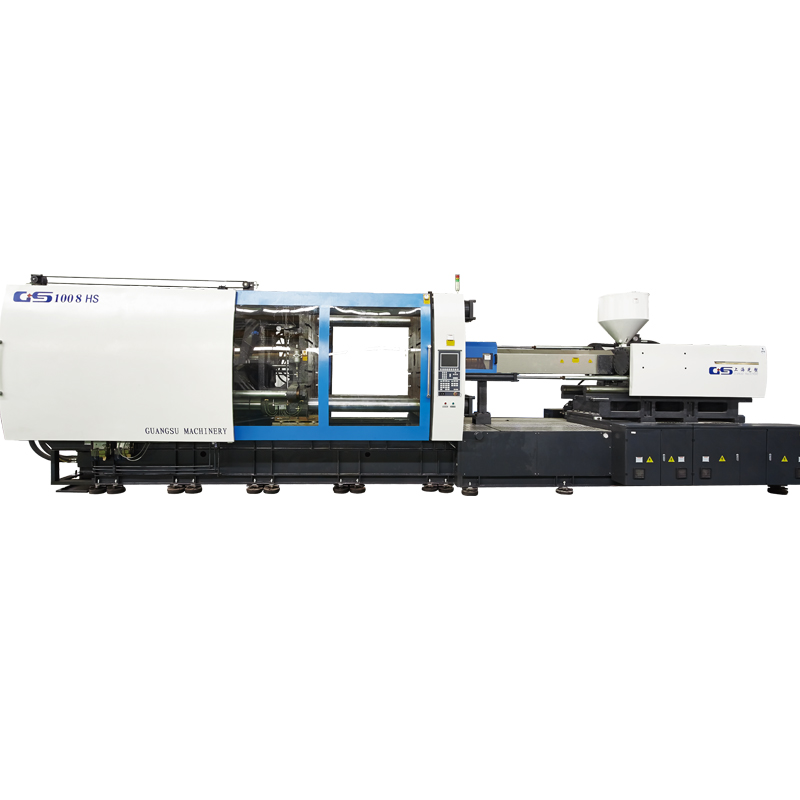 GS1008DS aluminum injection molding machine 1000 ton