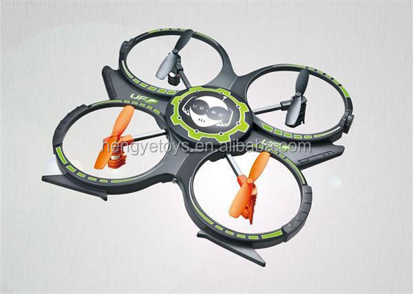 2.4G 4CH remote control small flying saucer magic ufo toy 360 degree roll with protective cover BT-008946