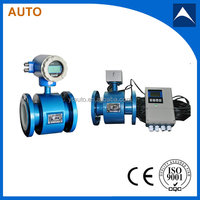 low cost digital steam water flow meter and water flow rate meter