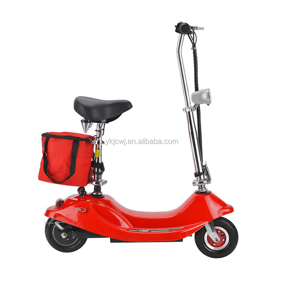24v 250w Folding Electric Scooter 2 Wheel Adult Mini