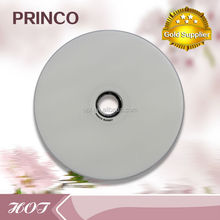guangzhou factory custom and wholesale printable princo cd black disc