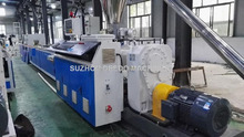 High efficiency pvc edge banding plastic sheet extrusion machine line