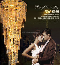 PENDANT LAMP CRYSTAL LIGHT Modern brief crystal lamp pendant light royal luxury lights