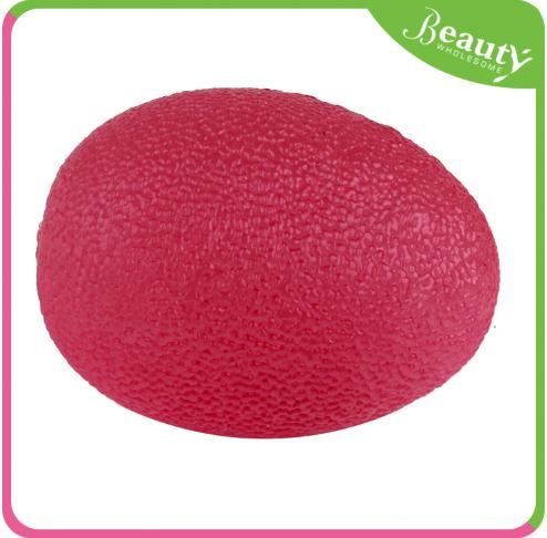 shape exercise ball ,ynch soft colorful hand grip