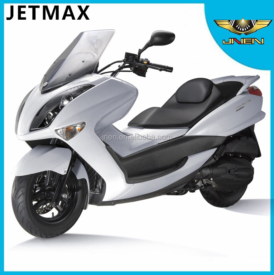 JETMAX JNEN motor Patent design 2017 fashion model hot sales gasoline scooter 50CC/125CC EEE EPA