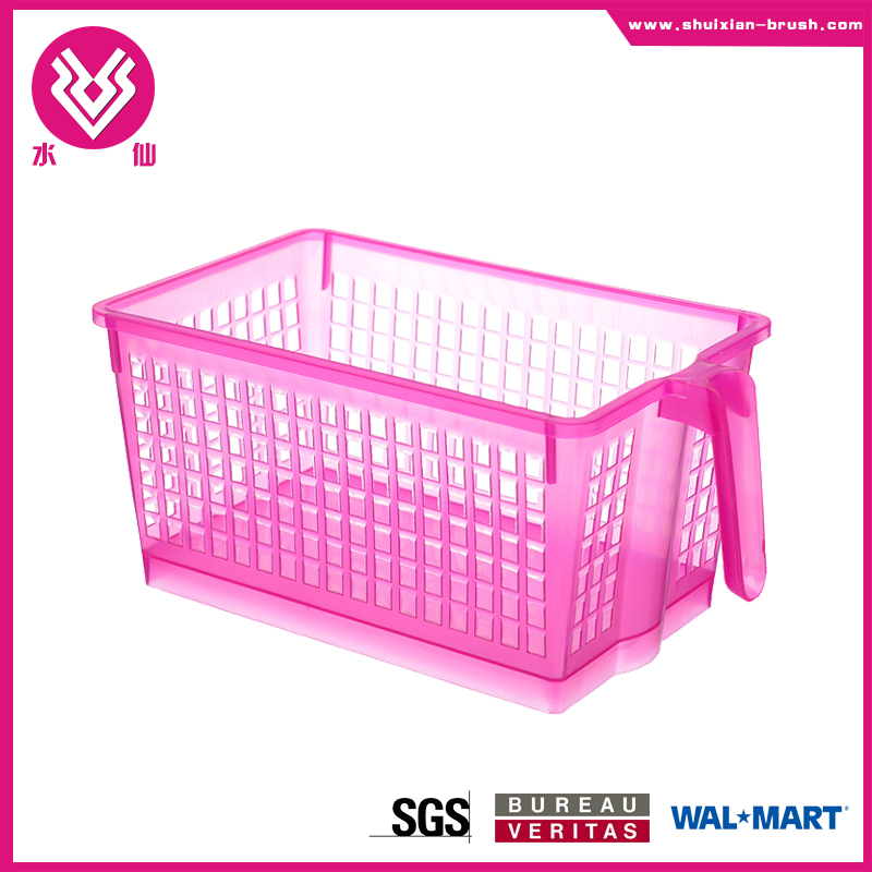New design convenient for home and office plastic collect basket