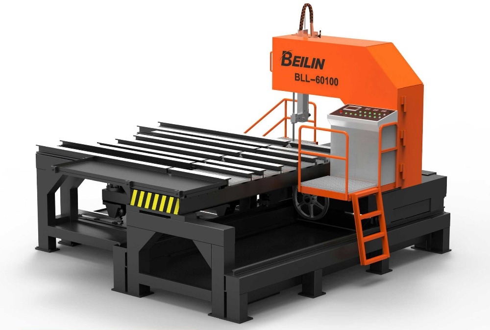 Vertical Cicular Band Sawing Machine