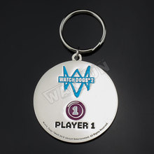 Wholesale custom cheap personalized keychain(keychain-40)