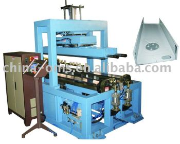 sheet metal bending process machine