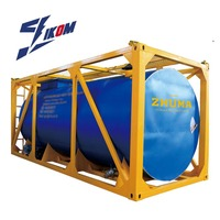 modified 20ft bitumen tank container for sale