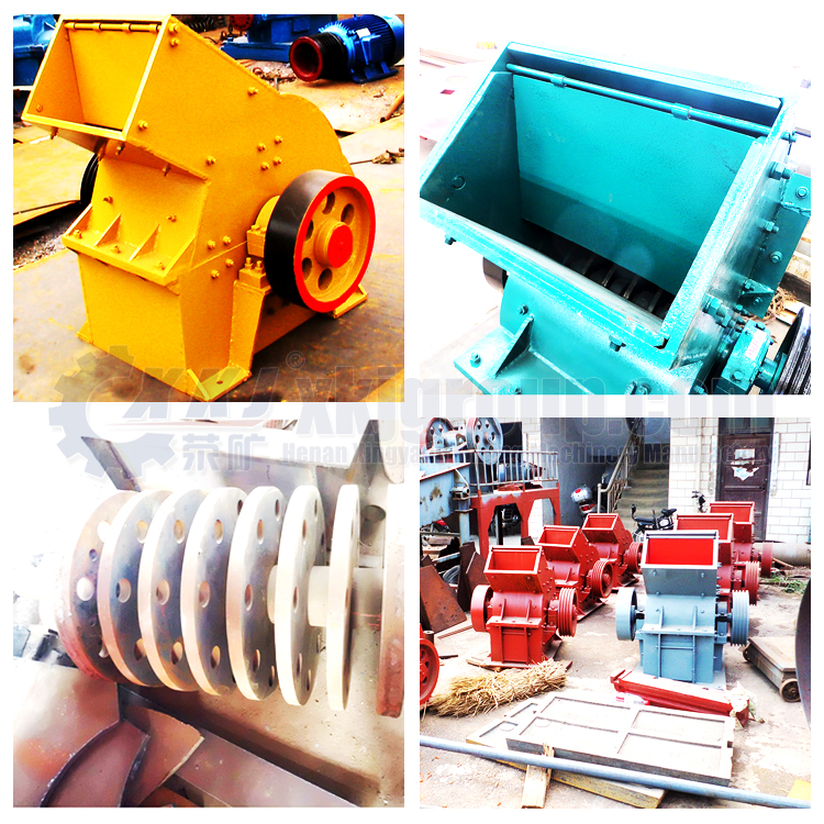 Hot sale industrial limestone hammer crusher