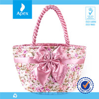 Delicate handbag ladies beach bag