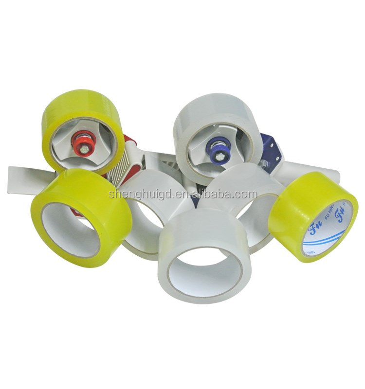 Strong Adhesion 48Mm Resealable Round Adhesive Tape