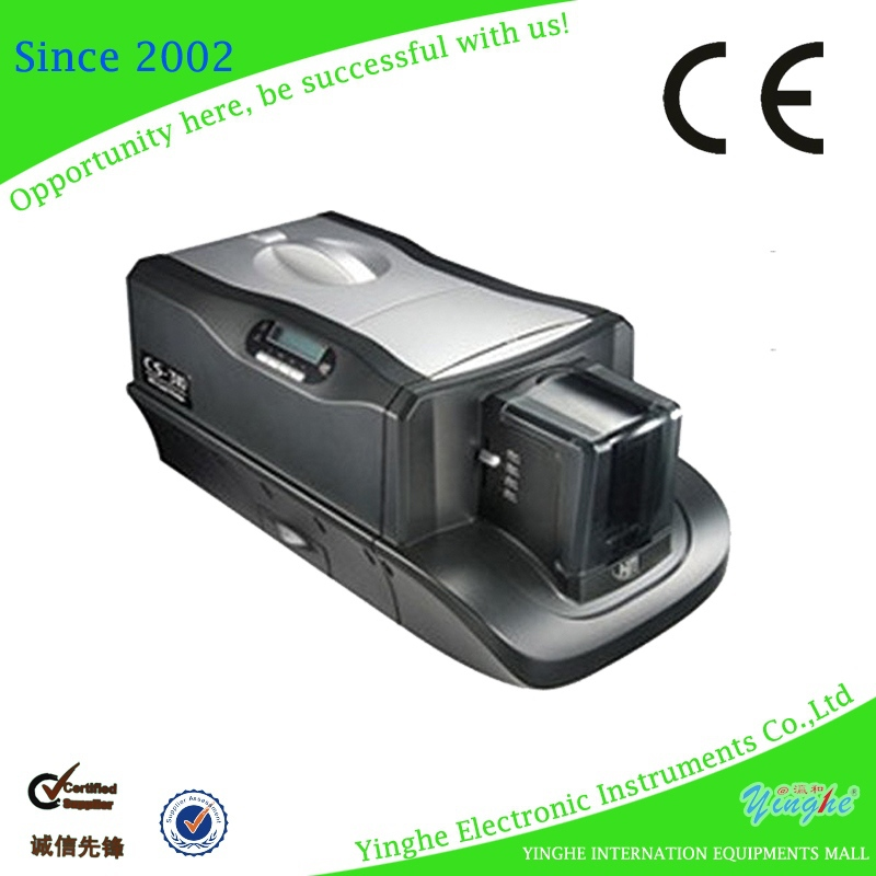 factory supply two side id card printer c320