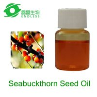 100% pure and nature seabuckthorn fruit oil by CO2