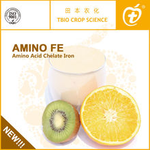 Plant Source Water Soluble Amino Acid Chelated With Fe-TBIO AMINO Fe