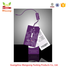 2016 newest design china supplier plastic label tag for clothes,tags and labels wholesale
