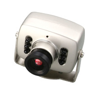 cheap CCTV MINI 420TVL 3M IR cmos camera cctv with Microphone,OEM/Kadymay