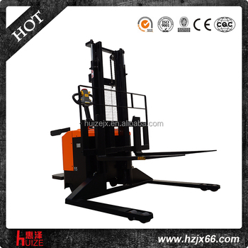 Lifing Height 1.6m to 5.2M CE High Quality Electric Stacker Price