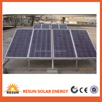 high efficiency home solar panel 120W lowest price the solar panel