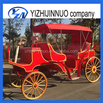 Yizhinuo electric sightseeing carriage/wagon can be customized