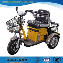tricycle with cart motor tricycle mobile food cart for elder passenger