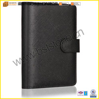 2015 Black Color A5 Loose Leaf