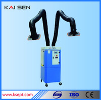 Industrial dust purifier/extractor/collector