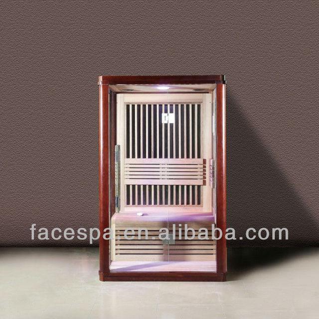 New Red Cedar Mini Sauna Room by Mica Heating Board
