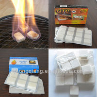 barbecue fire lighter solid fuel for charcoal
