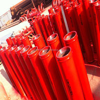 Sany concrete pump conveying pipe Export To Saudia Chile Russian europe USA etc