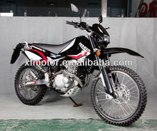 250cc dual purpose motorcycle