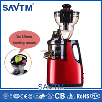 SAVTM JE230-18M00 AC Motor Whole Cold pressed HHP juicer with CE GS CB ETL Certificated