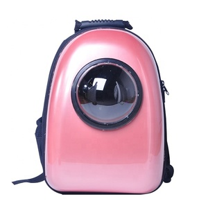 Wholesale Capsule Pet Backpack Cat Carrier Bag Pet Travel Bag