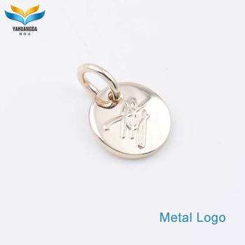 hot selling customize luxury leather jeans hang tag for garments accessories