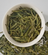 China organic Lung Ching Traditional loose green tea dragon well tea special tea long jing