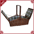 S.D 2016 new design rattan picnic basket ,hanging baskets wholesale