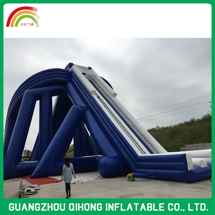 Hot Selling Portable Cheap Price Amusement Park Water Slide
