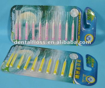 interdental brush