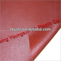 silicone rubber coated fiberglass heat resistant liner