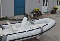 5.2m liya rib outboard motor boat engine passenger speed boat price