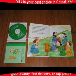 sticker book printing/sticker for children/cartoon sticker