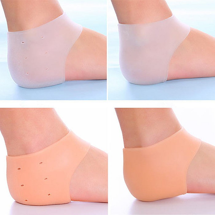 Soft Silicone Gel cover foot care