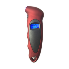 150 PSI Digital Tire Pressure Gauge 4 Settings with Non-Slip Grip and Backlit LCD-Button Cells
