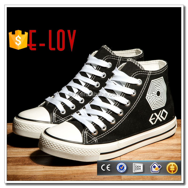 Top selling stylish leader women shoes hip hop shoe