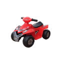 RED ELECTRICAL QUAD 6V