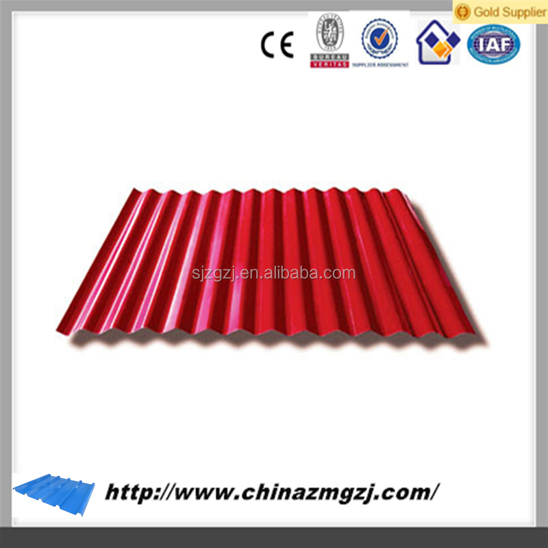 high quality corrugated aluminum roof panels