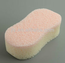 Natural Cellulose Luffa Sponges For Bathe Cleaning/Bath sponge/Cleaning tool