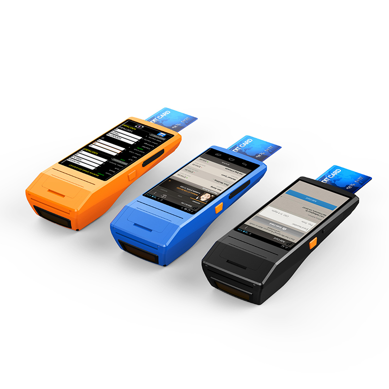Wireless Android NFC Mobile Por Top-up Handheld POS Terminal